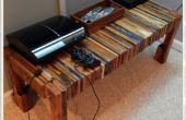 Palette bois TV Console Table
