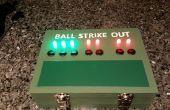 LED de Baseball Scoreboard jouet d'enfant