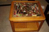 Cigar bande Table