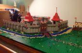 Custom Lego Castle