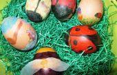 Pâques oeufs Coloring Fun