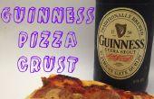 Croûte à Pizza Guinness