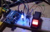 Tournez votre capteur d'empreintes digitales dans l'interrupteur à bascule biométrique