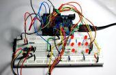 Comment faire un dé électronique aide ARDUINO