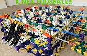 K ' NEX Foosball - World Cup 2014 Edition : Allemagne vs Argentine