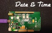 Linkit One : Date et heure