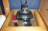 Haut-parleurs/chargeur/radio-réveil MP3 lecteur Dock