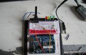 Leds de contrôle Arduino avec un compteur pot