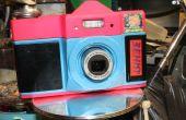 Recase appareil photo numérique en film slr