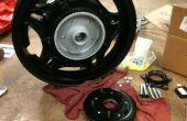 Convertir un disque de frein de votre roue de Honda