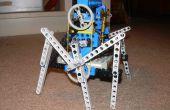 Klokwerx - A six pattes clockwork/lego automate