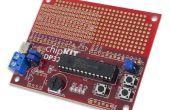 Arduino IDE en cours d'exécution sur ChipKIT DP32