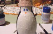 Transformer une vieille lampe à un pingouin belle