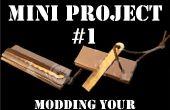 Mini projet #1: Modding votre allume-feu magnésium