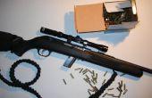Pistolet de.22 bugout Stevens modèle 62