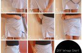 BRICOLAGE Wrap jupe