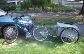 Encore une autre remorque vélo