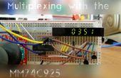 Multiplexage par répartition rendue facile avec les MM74C925N