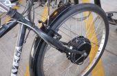 Contrôleur de moteur DC pour vélo électrique