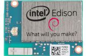 Installation Ubilinux sur Intel Edison