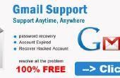 Signe de gmail - compte Gmail créer