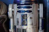 Comment R2D2 R2 endommagé la bataille et ajouter peu coûteux audio n conduit feux