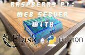 Serveur Web Python pour votre Raspberry Pi
