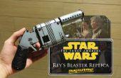 3D imprimé Blaster de Rey de Print a échoué