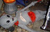 Alien mort - prop Halloween