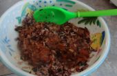 Dîner santé rapide : Sauvage et riz brun avec Ragu Sauce