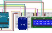Arduino rfid, lecture et écriture sur lcd