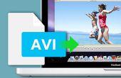 3 façons de jouer des vidéos AVI