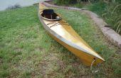 Assembler et coller Kayak