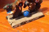 Comment faire pour peinture Warhammer:mortar
