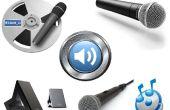 Enregistrement audio des vidéos et des animations : quelques trucs et astuces