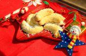 Vanille Kipferl ~ biscuit de Noël traditionnel