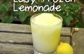 Facile congelés limonade