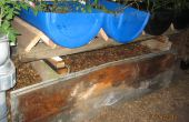 Source de chaleur naturelle pour aquaponics