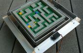 Servo commandée en marbre Maze