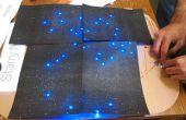 StarryNight : Circuits de papier et de l'astronomie pour les enfants !