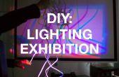 Exposition de DIY Eclairage (TfCD)