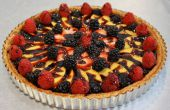 Tarte de fruits