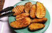 Rapide et facile grillé pommes de terre
