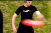 Comment lancer un frisbee (revers)