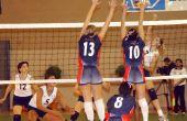 Comment faire pour jouer au volley-ball
