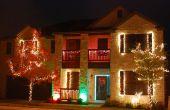 Noël-boîte : Arduino/ioBridge internet contrôlé des lumières de Noël et spectacle de musique
