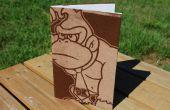 Recyclé T-Shirt Journal - avec Donkey Kong, Harry Potter et autres choses ringard