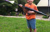 À main Air comprimé pistolet/lanceur