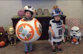 BB-8 et R2-D2 - Star Wars pour tout-petits Costumes d'Halloween