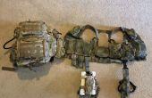 Bushcraft, Kit de survie pour des durées longues - partie 1 - gilet de sauvetage Support